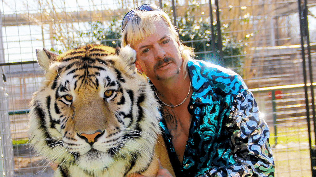 People Are Going Wild For Netflix's Newest Documentary, Tiger King