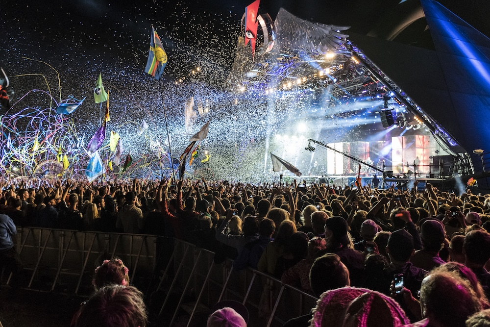 Glastonbury Organisers Have Donated Medical Supplies Meant For The Festival To Emergency Services