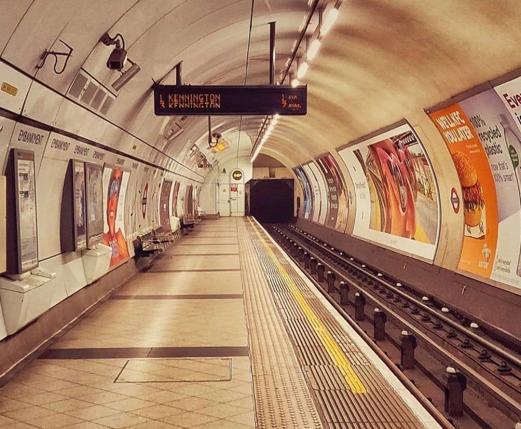 Tube fare rises