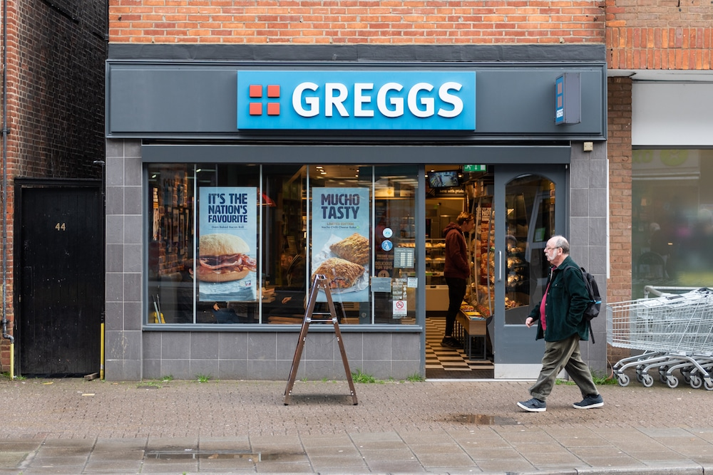Greggs Is Closing All UK Stores, Starting Tomorrow