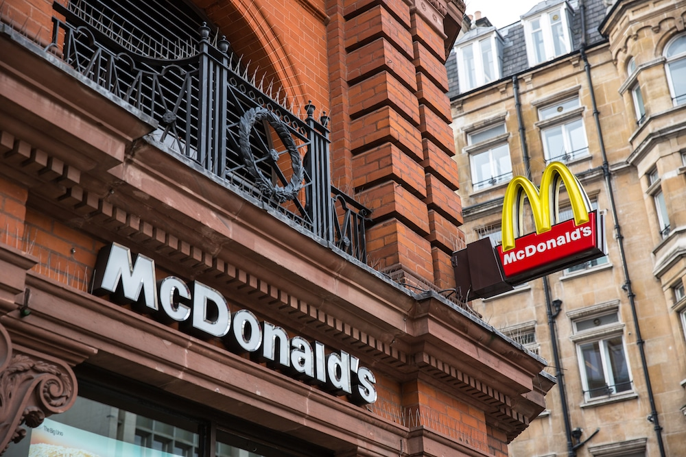 McDonald's Is Re-Opening Four London Restaurants For Delivery This Month