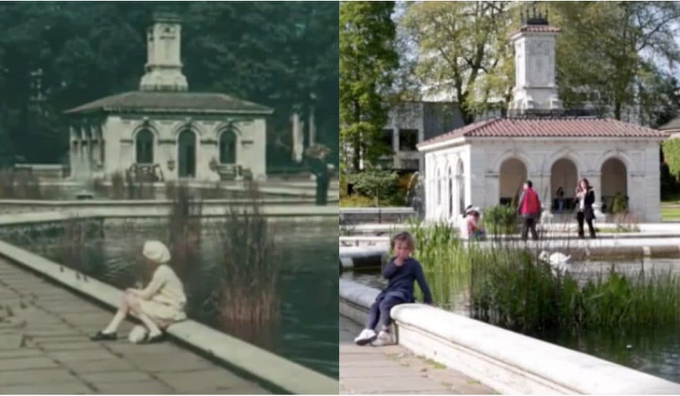 This Side-By-Side Comparison Of London Filmed Almost 90 Years Apart Is Seriously Moving
