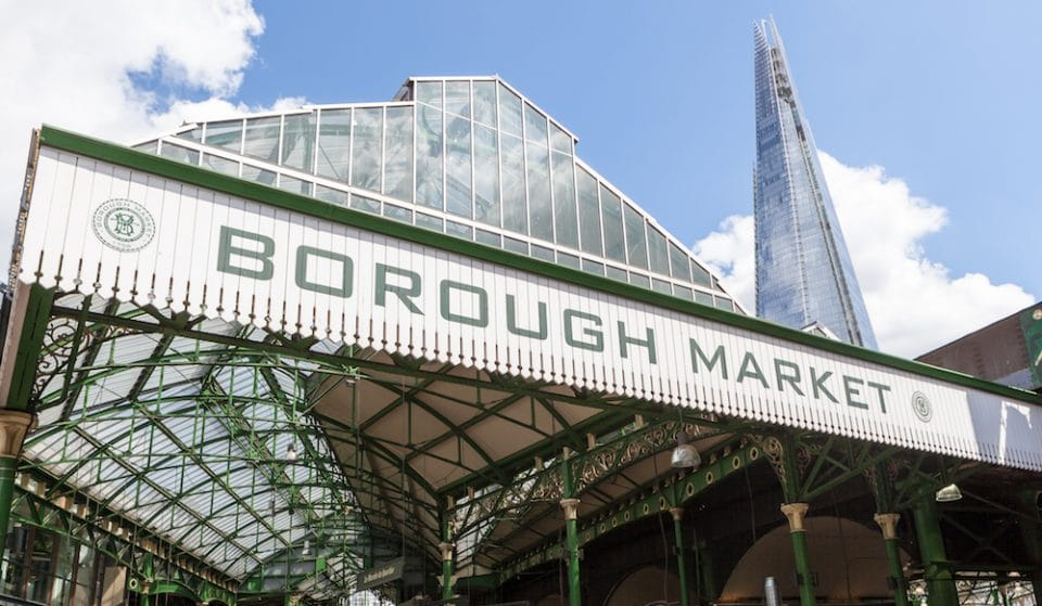 Borough Market Is Launching Live Cook-Alongs On Facebook And Instagram