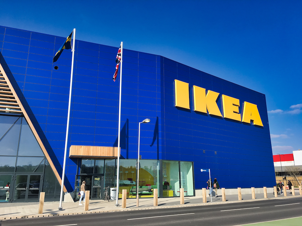 IKEA Have Reopened Their London Food Markets For NHS Staff, Key Workers, And The Elderly