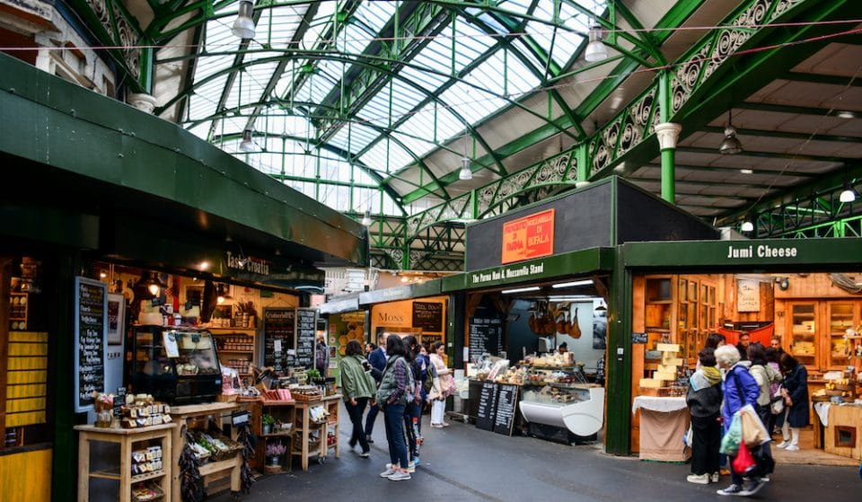 Borough Market Is Now Delivering Fresh Produce To Anyone Within The M25