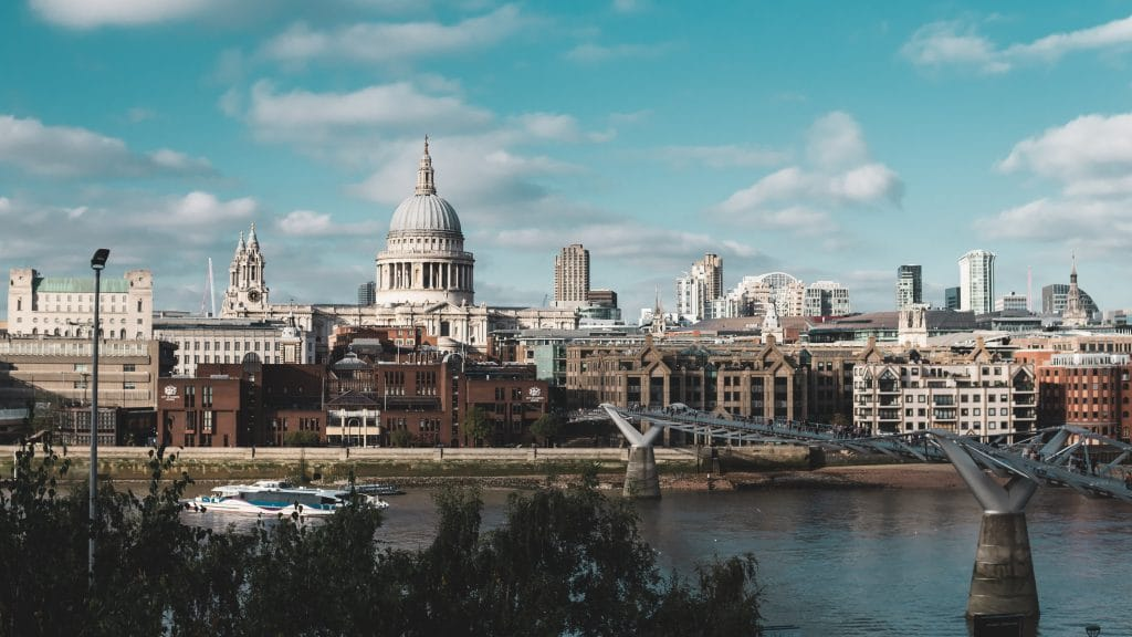 Watch As This Video Takes You On A Journey Through London's Evolution