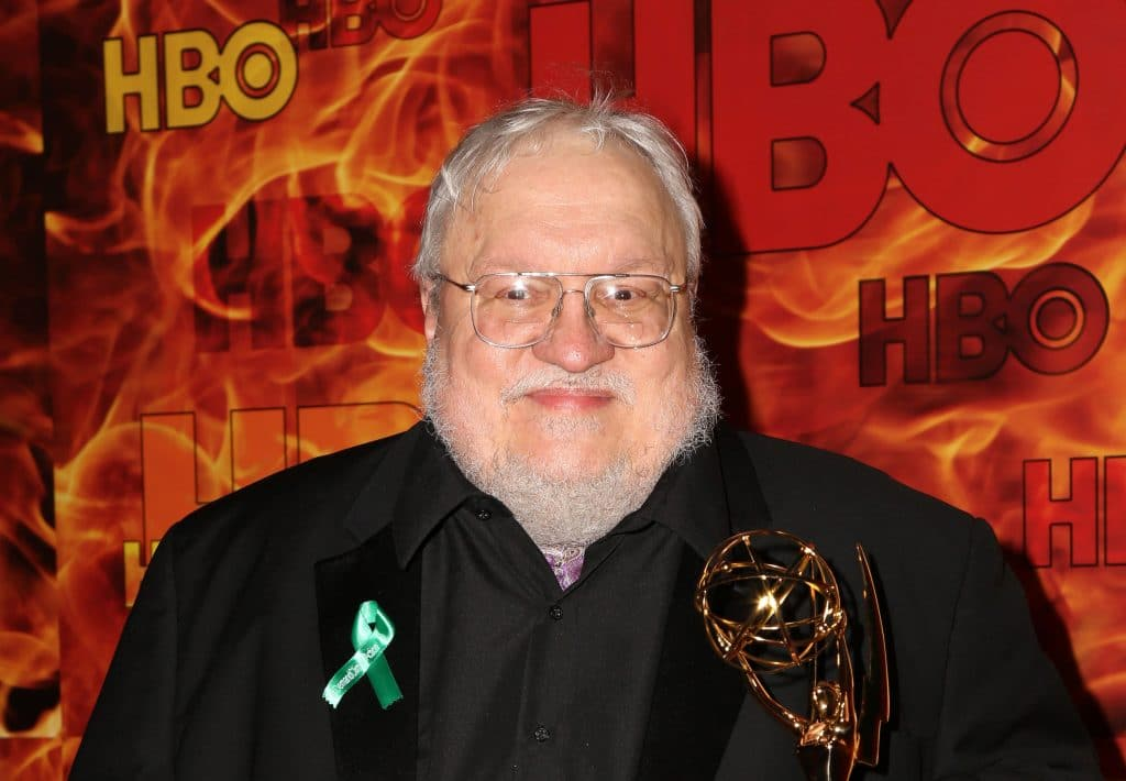 George RR Martin Is Finishing Next Game Of Thrones Book While In Isolation