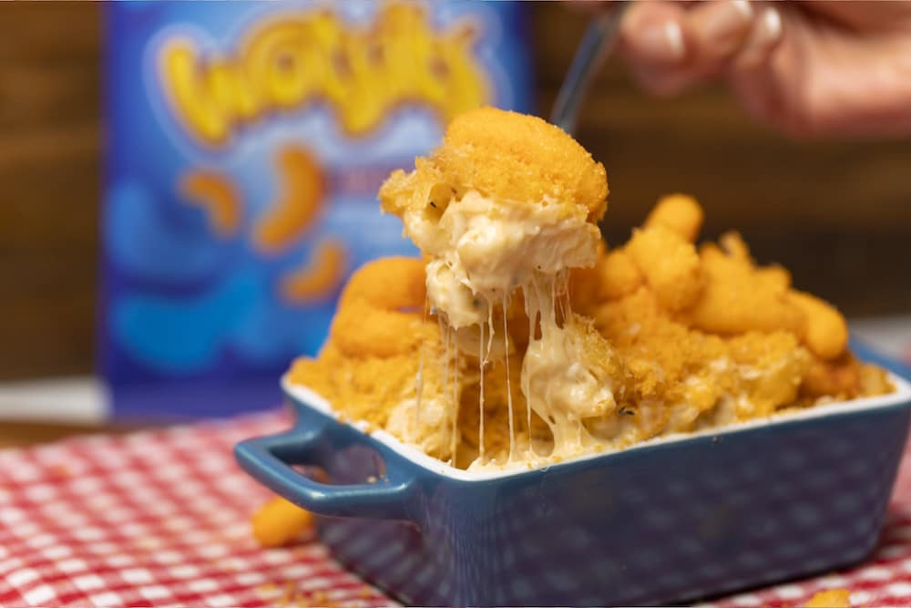 You Can Order Wotsits Mac 'N' Cheese On Uber Eats This Evening