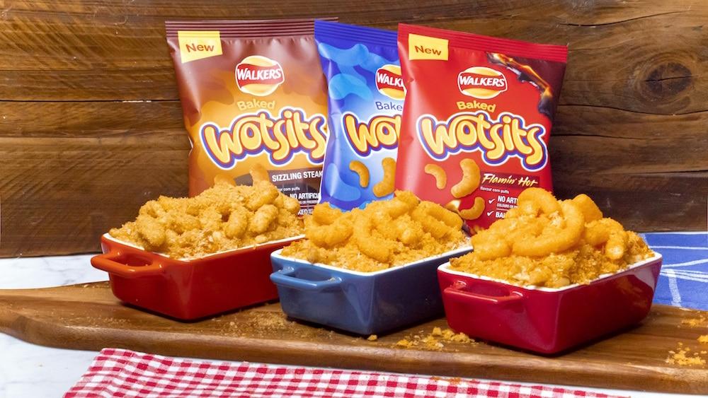 Wotsits Mac n Cheese