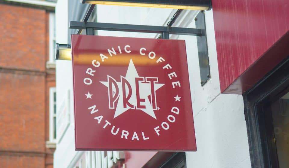 Pret A Manger Reopening A Further 71 Stores Across UK Next Week Taking Total To 101