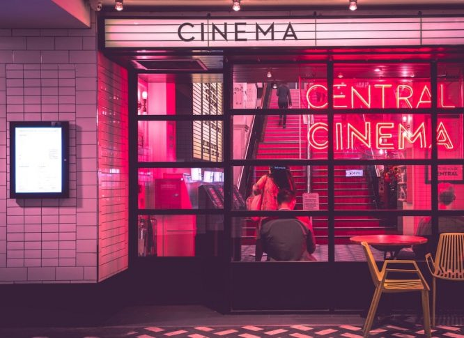 cinema london closed coronavirus
