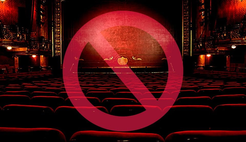 Every London West End Theatre Has Closed, Effective Immediately