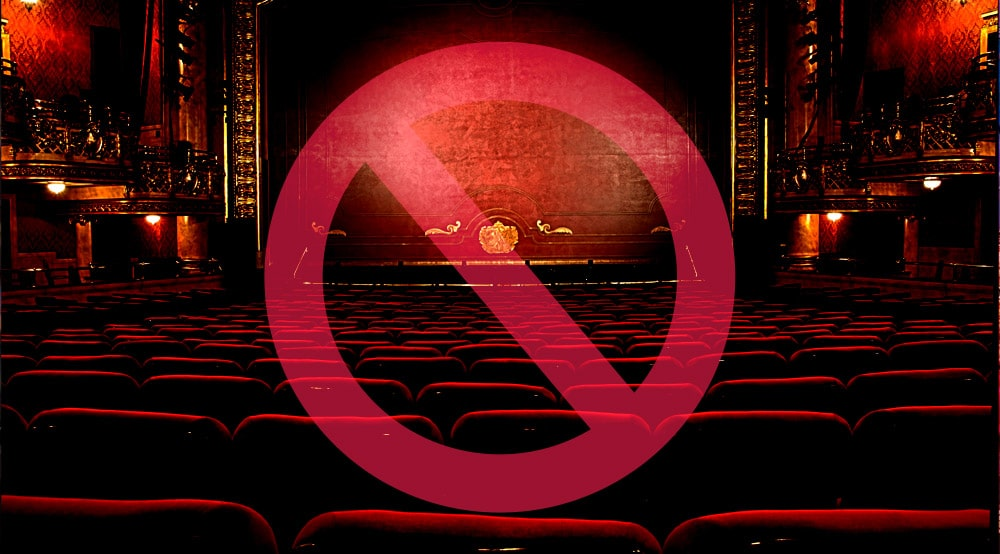 London theatre coronavirus closed closure
