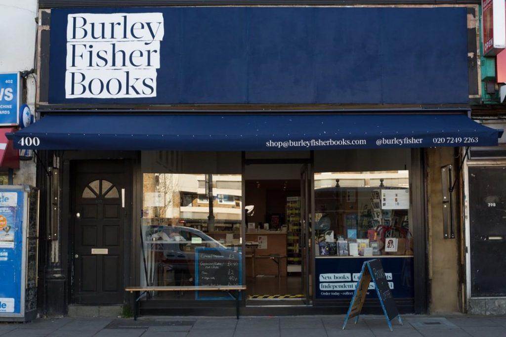 Burley Fisher