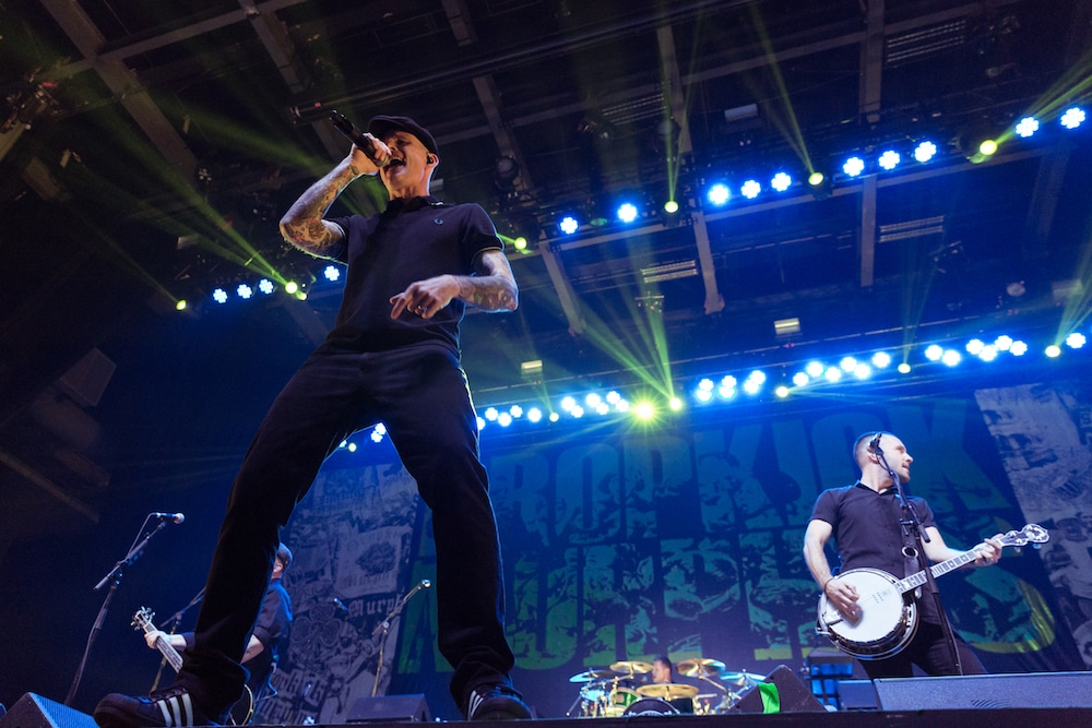 Legendary Dropkick Murphys Will Be Live Streaming Their Famous St Patrick's Day Concert