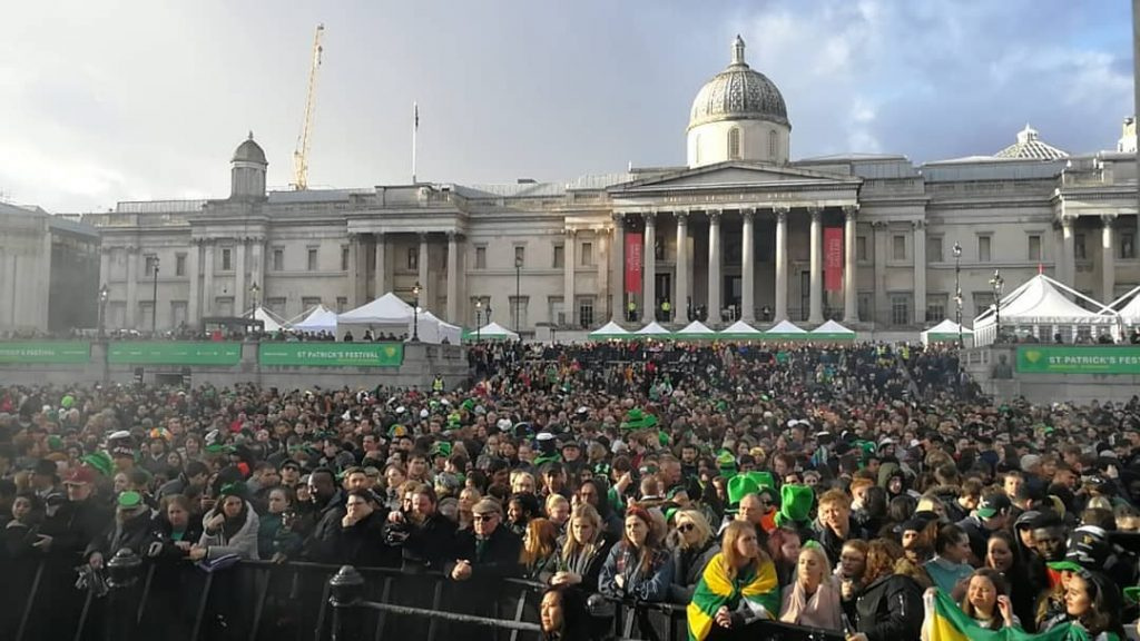 London's St Patrick's Day Parade Has Been Cancelled Due To Coronavirus Concerns