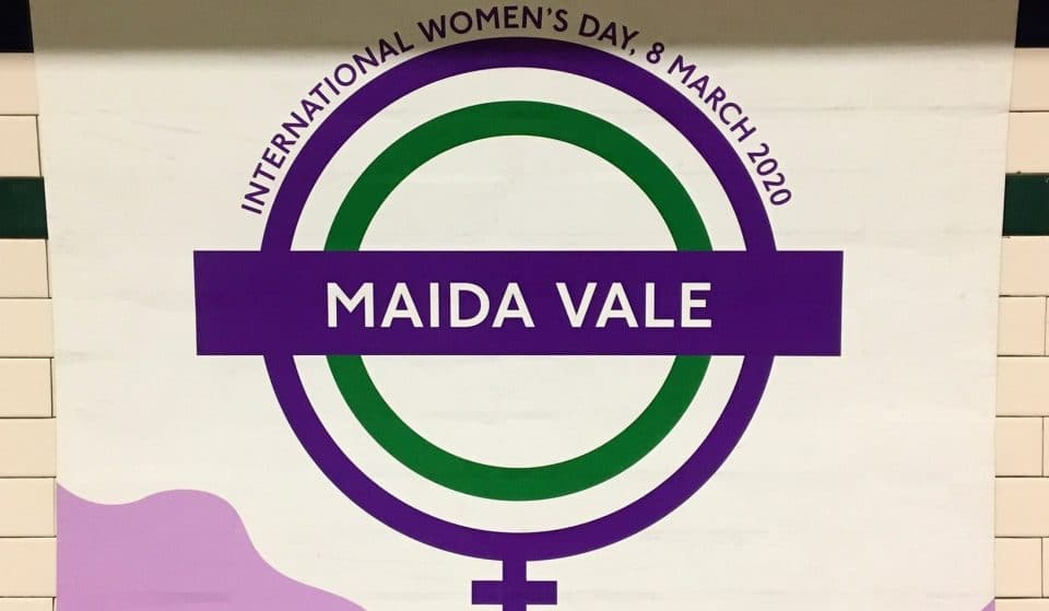 Have You Seen These International Women's Day-Inspired Tube Roundels?