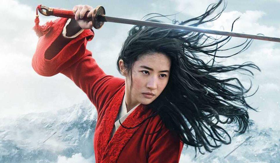 Disney's Mega Mulan Remake Is About To Hit UK Screens