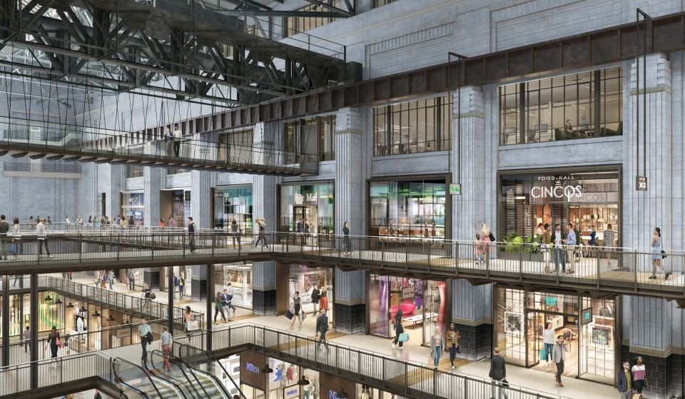 Here's A Peek At The Swish New Shopping Centre Opening Inside Battersea Power Station
