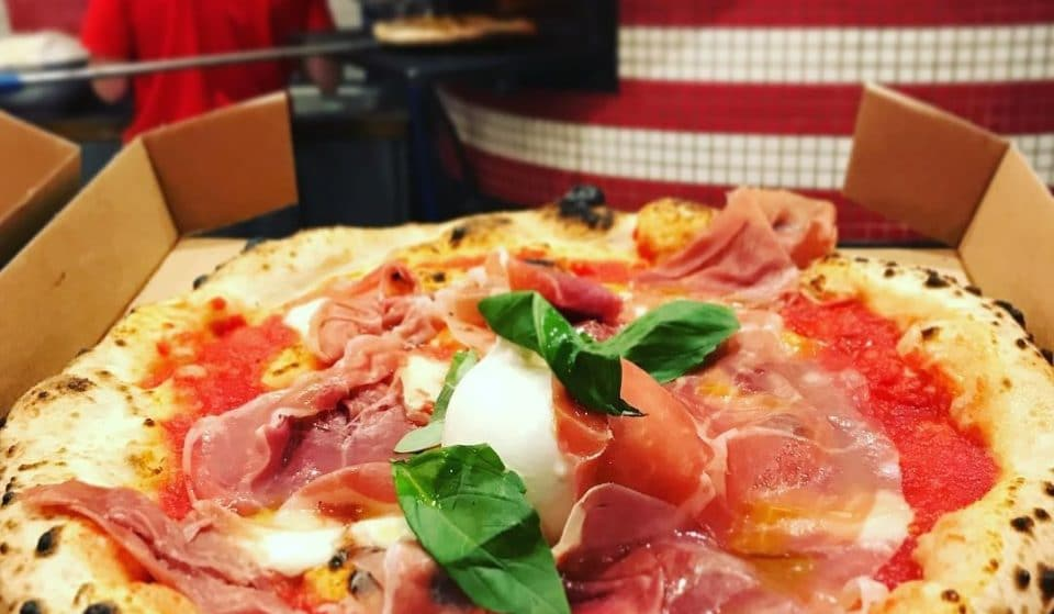 The Top London Pizza Joint With The Devilishly Delicious Slices • Zia Lucia