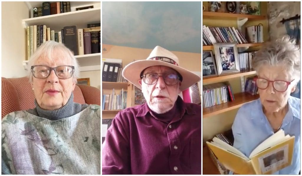 This Lovely Website Is Full Of Poetry Readings From Elderly People In Isolation