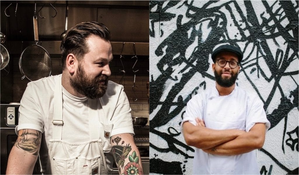 Top London Chefs Tom Griffiths And James Cochran Are Hosting Live Cook-Alongs In May