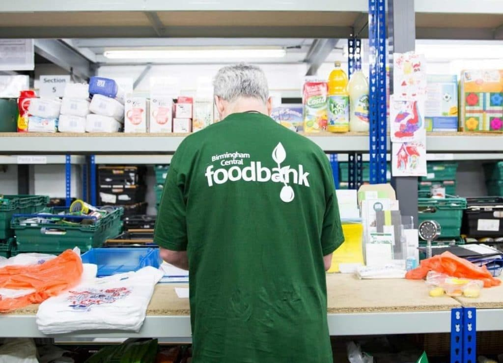This Website Helps You Find Your Nearest Food Banks To Use, Donate To Or Volunteer At