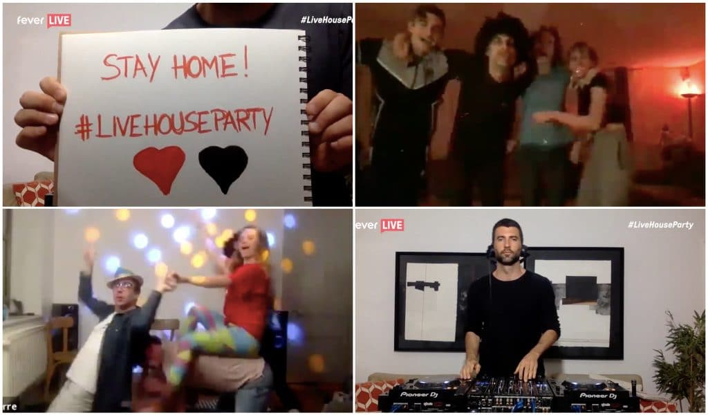7 Terrific Ways To Make The Most Of Fever's Online House Party This Weekend