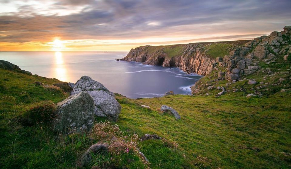 The Longest Coastal Path In The World Will Open In The UK Next Year