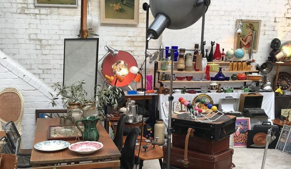 Hackney Flea Market Are Taking Their Vintage Sale To Instagram