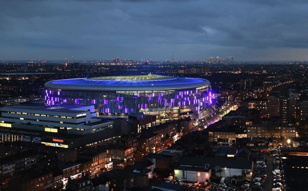 Tottenham Hotspur Stadium Will Be Used As A COVID-19 Testing Site For NHS Workers