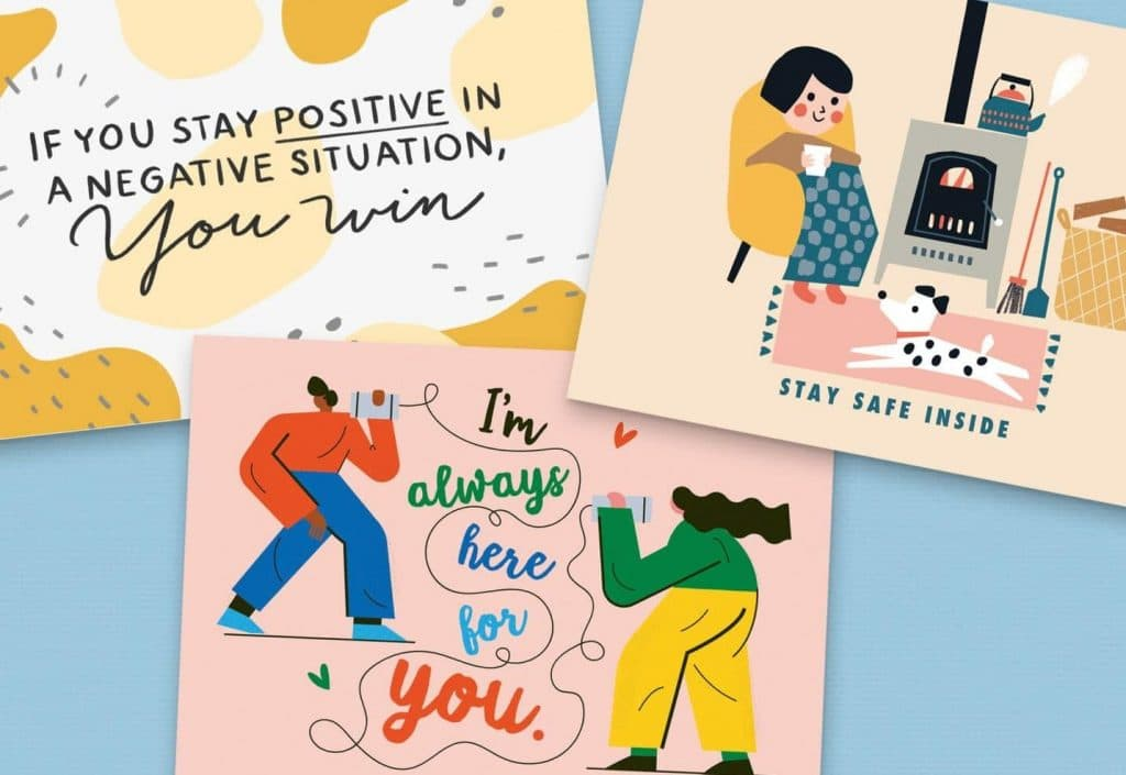 This Lovely Initiative Lets You Send Postcards To Loved Ones While Donating To The NHS