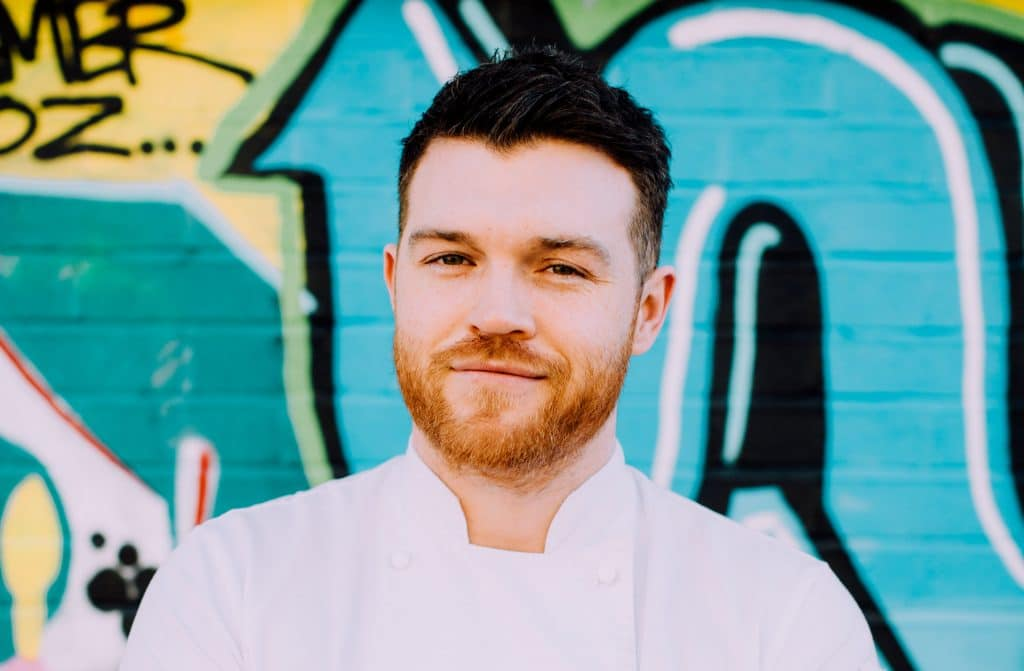 Tom Brown Of Hackney's Acclaimed 'Cornerstone' Restaurant Is Hosting A Live Cooking Masterclass This Week