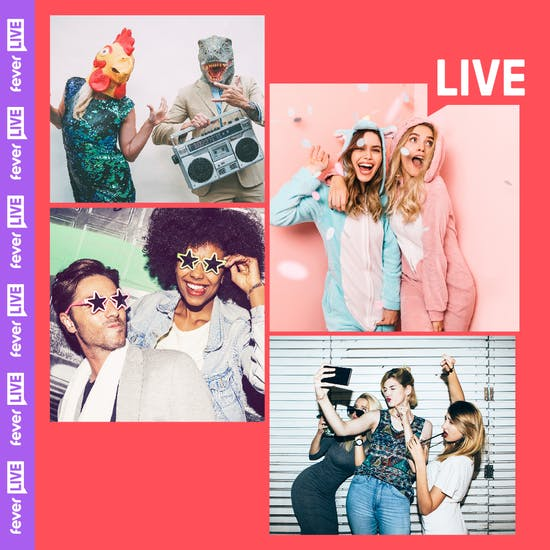 Livestreamed events
