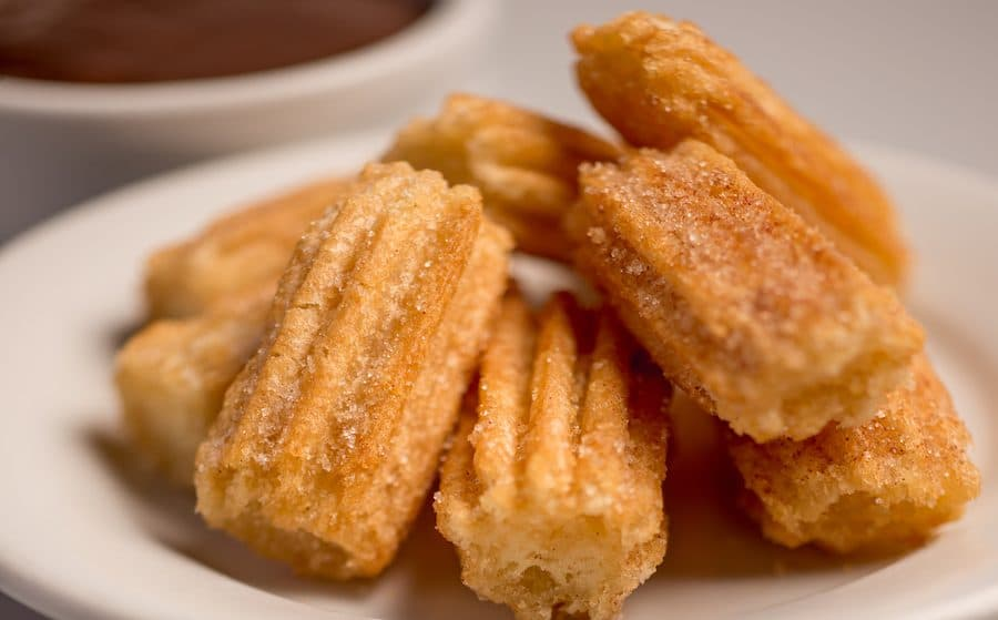 Disney Have Released The Recipe For Their Famous Disneyland Churros