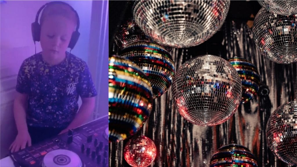 This Primary School Kid Is Hosting A Weekly Virtual Disco For His Classmates