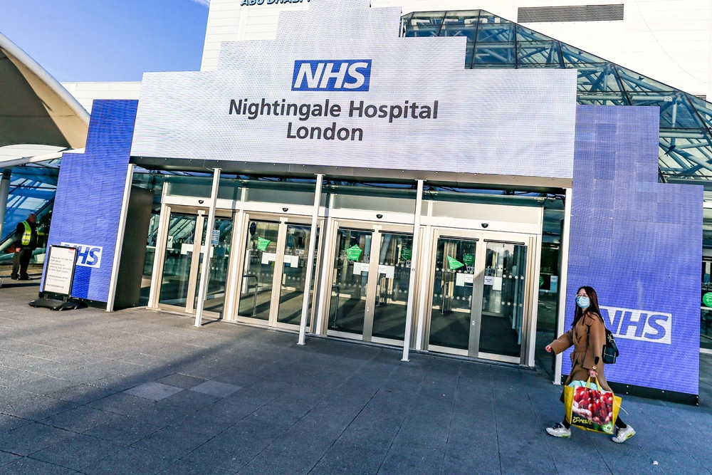 London's Newest Hospital Is Looking For Healthcare Support Workers