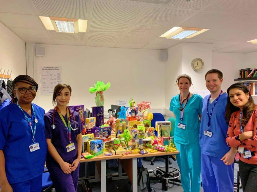 Selfridges Have Donated 1,600 Easter Eggs To NHS Staff To Thank Them For Their Amazing Work
