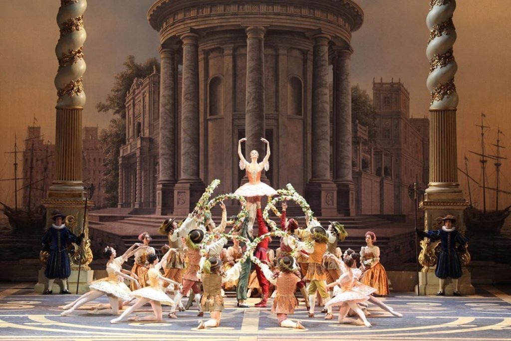 Moscow's Bolshoi Theatre Is Streaming Its Most Classic Performances On Youtube For Free