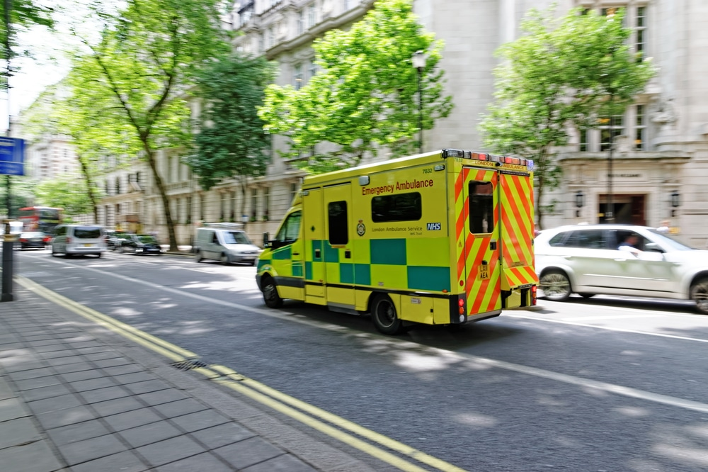 London Firefighters Will Drive Ambulances In The Capital To Support NHS Efforts To Contain Coronavirus