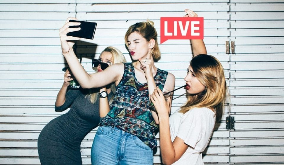 There's A Huge Virtual House Party Happening This Weekend, And You're Invited