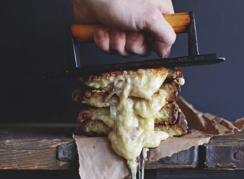 The Cheese Bar London Is Delivering DIY Kits So You Can Make Their Famous Grilled Cheeses At Home