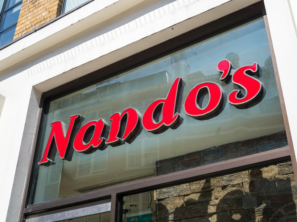 Nando's To Open 94 New Locations For Delivery This Week, Starting Today