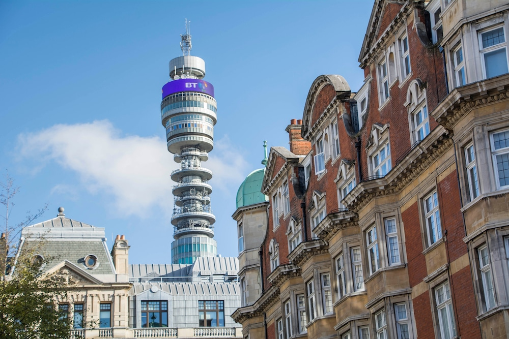 London's BT Tower Records A 58 Per Cent Drop In Carbon Emissions During Lockdown
