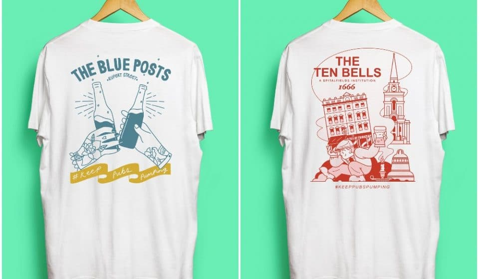 You Can Now Buy A Range Of Sweet Merch To Help Your Favourite Pubs