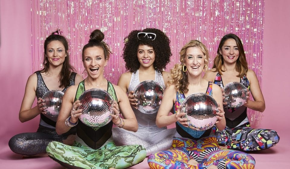 Disco Yoga Classes Are A Thing And You Can Get Involved On Zoom