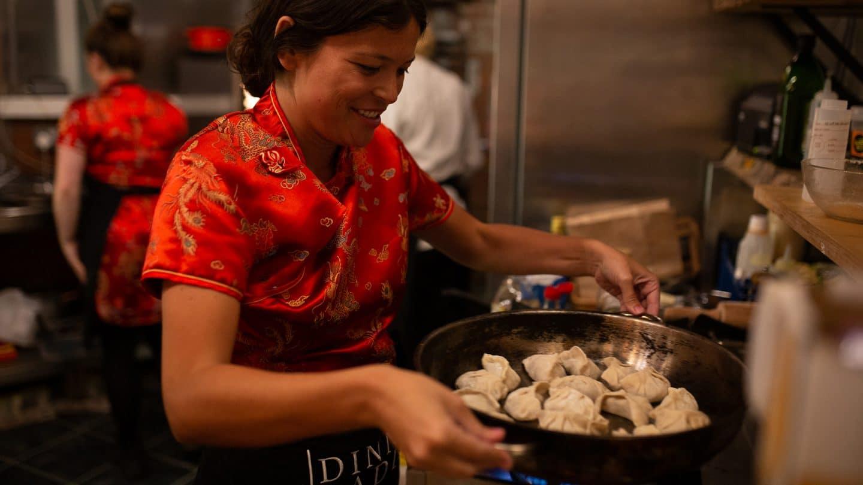 Online dumpling masterclass