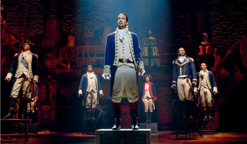 The Original Production Of 'Hamilton' Will Be Available On Disney+ In July