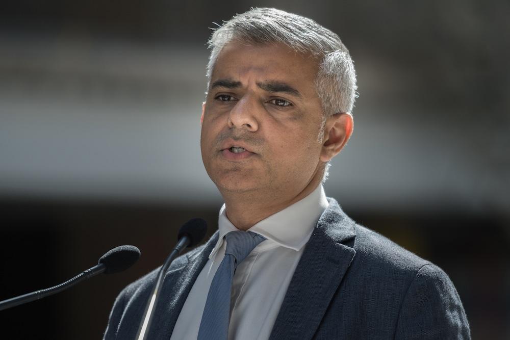 "London Mayor Sadiq Khan Stresses That ""Lockdown Has Not Been Lifted"""