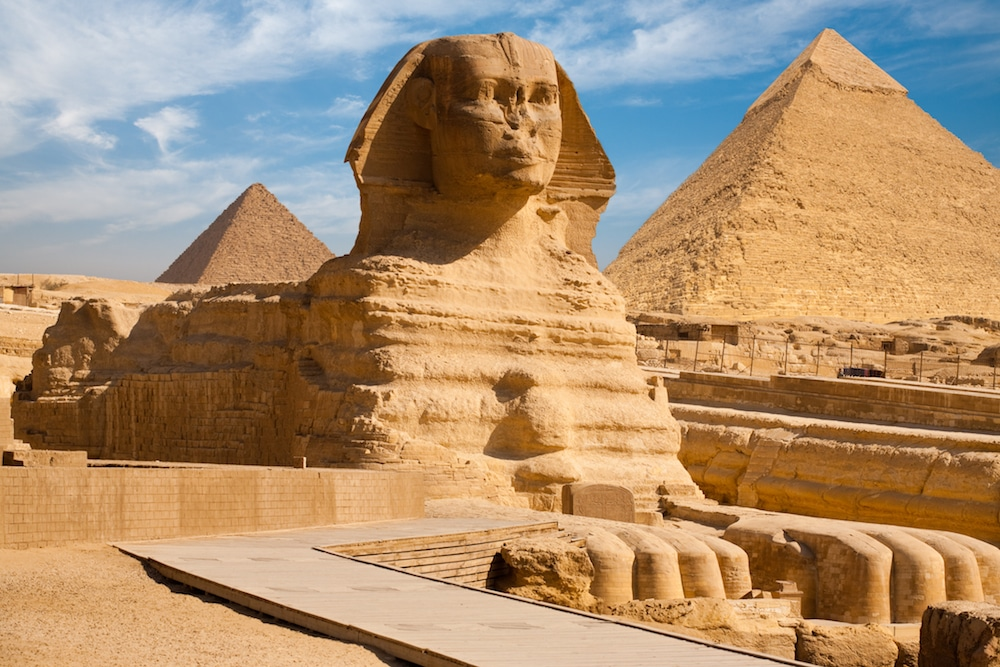 You Can Take A Virtual Tour Of The Great Pyramids Of Giza From Your Living Room
